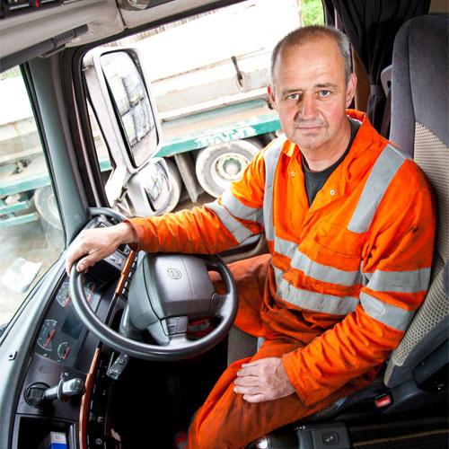 Driver behaviour management