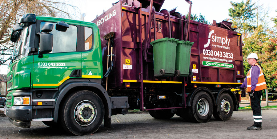 Working with Simply Waste Solutions to improve compliance and reduce costs