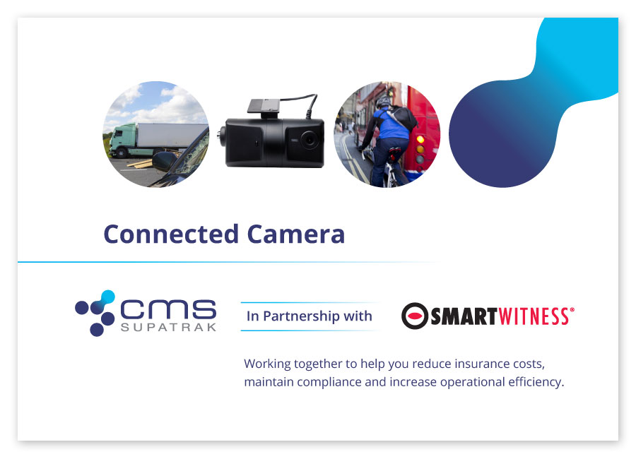 Connected Cameras brochure cover