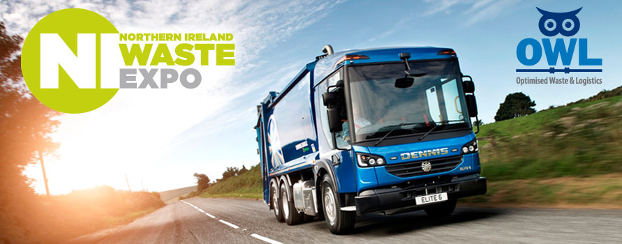 Sign up Now for NI Waste Expo 2018